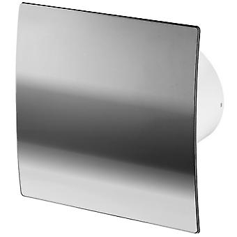 100mm Timer Extractor Fan ESCUDO Front Panel Wall Ceiling Ventilation