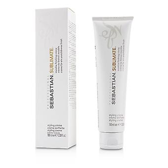 Sebastian Sublimate Invisible Finishing Crème (Styling Crème) 100ml/3.38oz