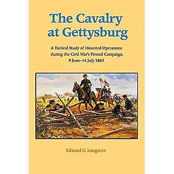 Kavaleriet ved Gettysburg: en taktisk undersøgelse af monterede operationer under borgerkrigens pivotale kampagne, 9 juni-14 juli 1863