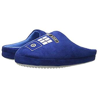 Doctor Who TARDIS gedrukte Slippers dames