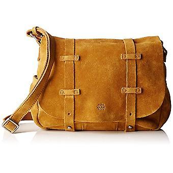 Mila Louise Bess Croute Safran - Donna Jaune shoulder bags (Safran) 9x20x23 cm (W x H L)