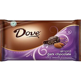 Dove Almond & Dark Chocolate silkeaktig glatt løfter Chocolate Candy