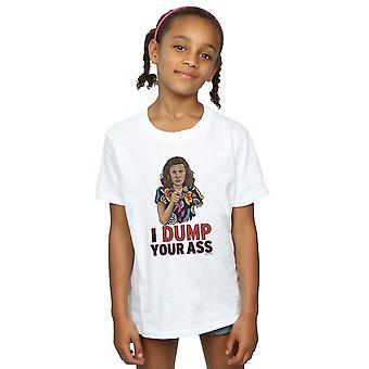 Pennytees Mädchen ich dump Ihren Arsch T-Shirt
