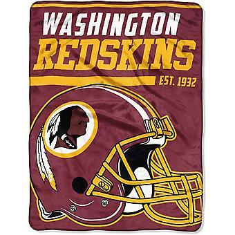 Northwest NFL Washington Redskins Micro Plush Blanket 150x115c