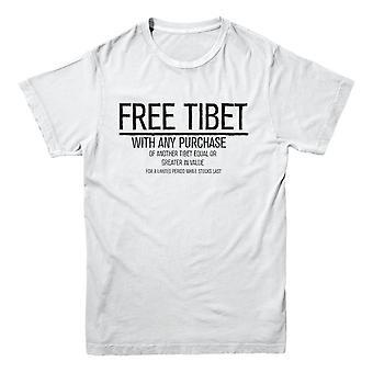 Officiële Foul-Play T-shirt-gratis Tibet