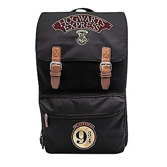 ABYstyle - HARRY POTTER - Backpack - XXL - 'Hogwarts Express' - Black (41 x 12 x 51 cm)