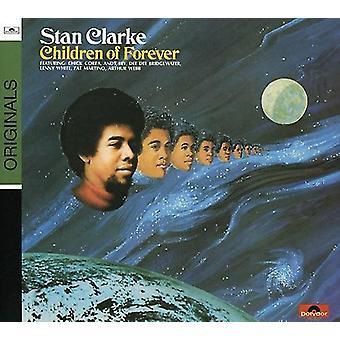 Stanley Clarke - Children of Forever [CD] USA import