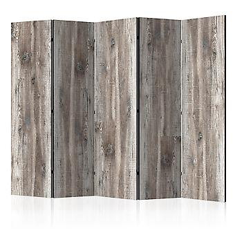 Biombo - Stylish Wood [Room Dividers]