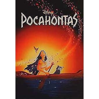 Pocahontas (Single Sided Regular Reprint) Reprint Poster