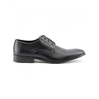 Made in Italia - Schuhe - Schnürschuhe - FLORENT_NERO - Herren - Schwartz - 41