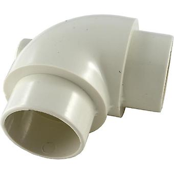 Pentair R36031 90-Degree Elbow for Vac-Mate Skimmer