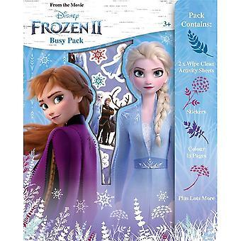 Disney Frozen Frozen 2 Busy Pack Activity Set