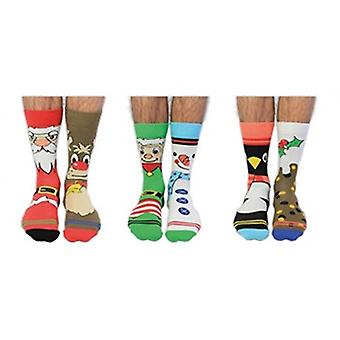 United Oddsocks Santa Banta Novelty Socks