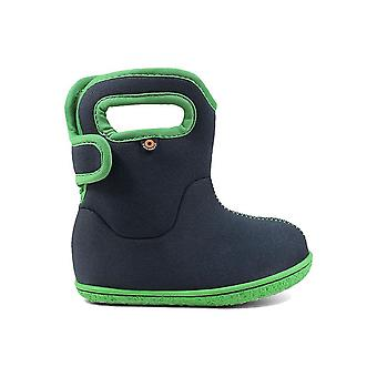 BOGS Baby Solid Navy