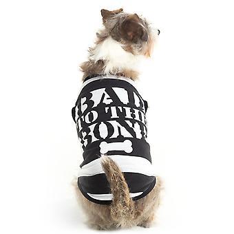 Convict hund kostume, M