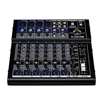 Wharfedale Pro Wharfedale Sl424usb Pa Mixer