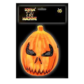 Scream Machine Pumpkin Mask
