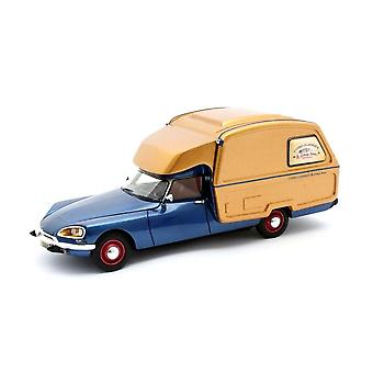 Citroen ID Camper (1973) Resin Model Car