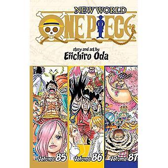 One Piece Omnibus Edition Vol. 29 by Eiichrio Oda
