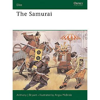 The Samurai by Anthony J Bryant