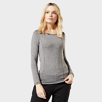New Hi Tec Women's Elle Technical Long Sleeve T-Shirt Grey