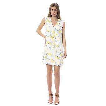 White Trussardi Women's Dress