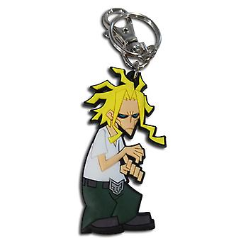 Key Chain - My Hero Academia - SD All Might True Form PVC New Licensed ge48424