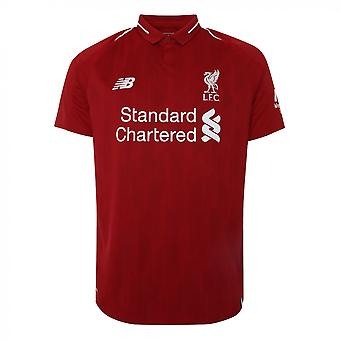 Koszulka piłkarska domu 2018-2019 Liverpool