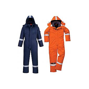 Portwest araflame insulated workwear coverall af84
