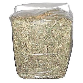 Pladevall が押された干し草 5 kg。(小さなペット、花粉症)