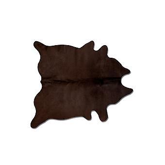 72&x 84&Csokoládé, Tehénbőr - Szőnyeg