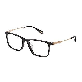 Dunhill VDH169G 0700 Shiny Black Glasses