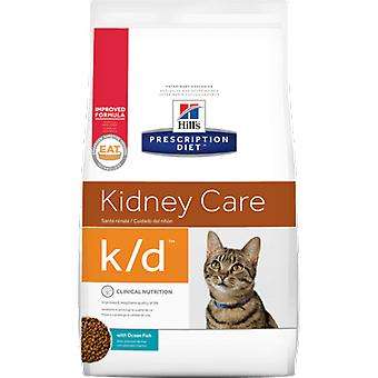 Hill's Prescription Diet k/d Feline con Atún (Cats , Cat Food , Dry Food)