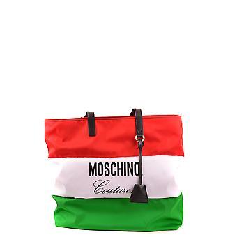 Moschino Ezbc015100 Women's Multicolor Fabric Tote
