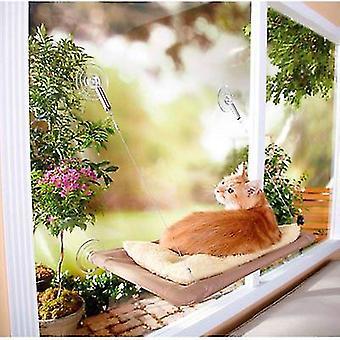 Oster Cama para Ventana para Gatos Sunny Seat (Katzen , Erholung , Betten)