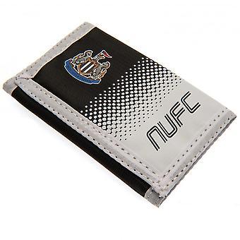 Newcastle United FC Fade Design Nylon Wallet