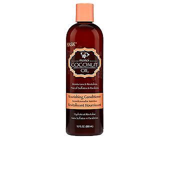 Hask Monoi Coconut Oil Nourishing Conditioner 355 Ml Unisex