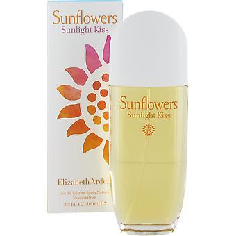 Elizabeth Arden Sunflowers Sunlight Kiss 100ml Eau de Toilette for Women