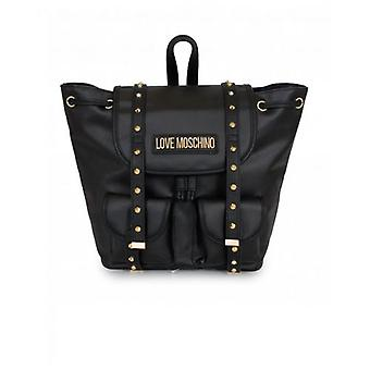 Love Moschino Accessories Stud Detail Back Pack