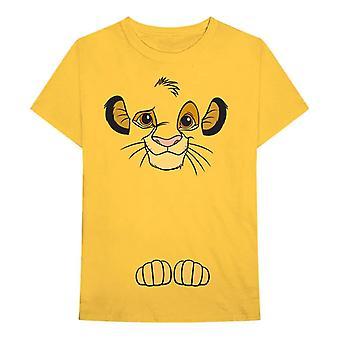 Men's Disney Lion King Simba Character T-Shirt