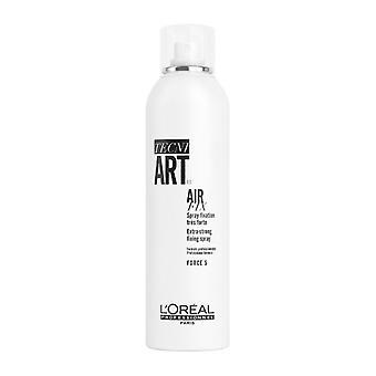 Strong Hold Hair Spray Tecni Art Air Fix 5 L'Oreal Expert Professionnel (250 ml)