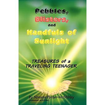 Pebbles Blisters and Handfuls of Sunlight Treasures of a Traveling Teenager by PorterMcShirley & Noname