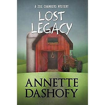 Lost Legacy by Dashofy & Annette
