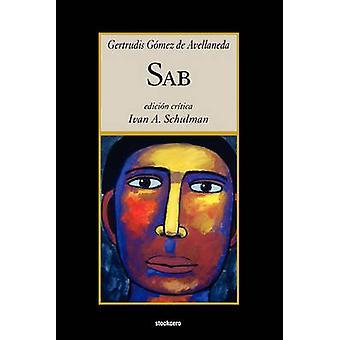 Sab by Gomez De Avellaneda & Gertrudis