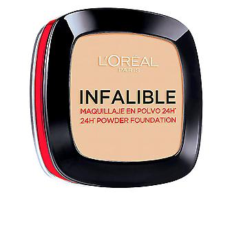 L'Oreal Make Up Infallible Foundation Compact #245 For Women