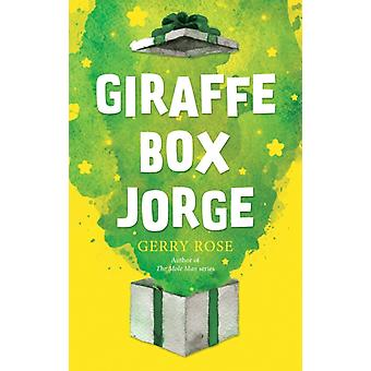 Giraffe Box Jorge by Gerry Rose