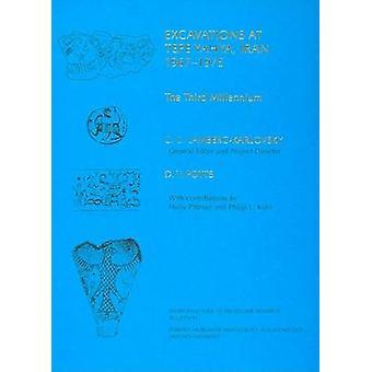 Excavations at Tepe Yahya - Iran - 1967-1975 - Volume III - The Third
