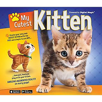 My Cutest Kitten Book (With Augmented Reality) by Kay Woodward - 9781