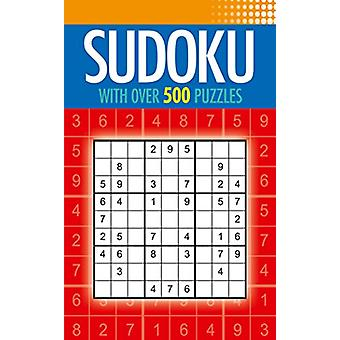 Sudoku - Over 500 Puzzles by Arcturus Publishing - 9781784282806 Book