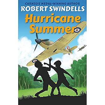 Hurricane Summer (World War II Trilogy)